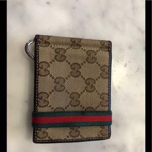 Gucci Card Case / Money Clip